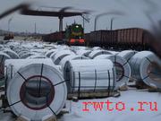 Перевозка, размещение и крепление металлопродукции и металлопроката