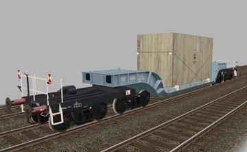 Перевозка тяжеловесных грузов ж.д. транспортом