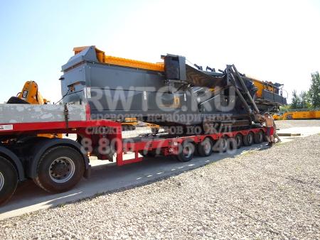 Железнодорожные перевозки тяжеловесных грузов с компанией ЦЖТН фото 6