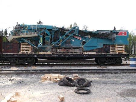 Железнодорожные перевозки тяжеловесных грузов с компанией ЦЖТН фото 3