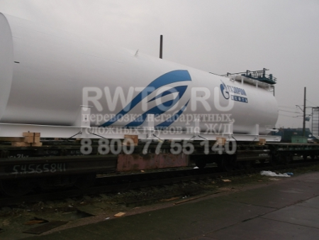 Железнодорожные перевозки тяжеловесных грузов с компанией ЦЖТН фото 2