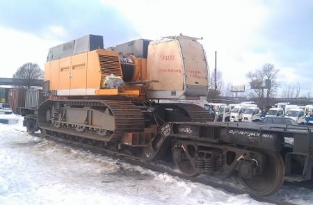Железнодорожные перевозки тяжеловесных грузов с компанией ЦЖТН фото 5