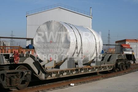 Железнодорожные перевозки тяжеловесных грузов с компанией ЦЖТН