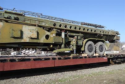 перевозка воинских грузов фото