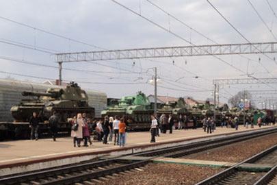 перевозка воинских грузов